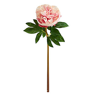 "20"" Peony Artificial Flower (Set of 3), , large"