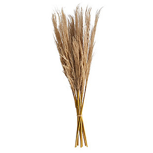 "40"" Dried Natural Pampass Grass Bundle (Set of 2), , large"