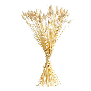 "22"" Dried Wheat Stalks Artificial Flower (Set of 2), , large"