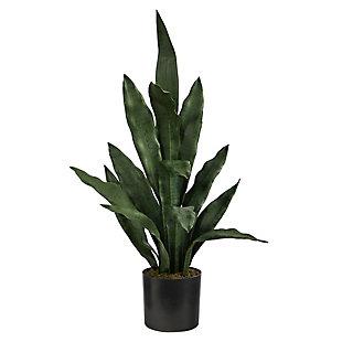 2' Sansevieria Artificial Plant, , large