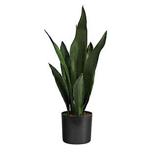 """22"""" Sansevieria Artificial Plant, , large"""
