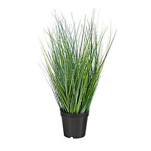 "21"" Onion Grass Artificial Plant, , large"