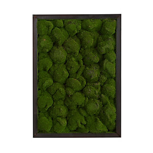 "17"" x 24"" Artificial Moss Hanging Frame, , large"