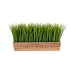 "20"" Vanilla Grass Artificial Plant in Decorative Planter, , large"
