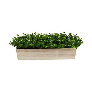 "19"" Eucalyptus Artificial Plant in Decorative Planter, , large"