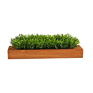 "20"" Sweet Grass Artificial Plant in Decorative Planter, , large"