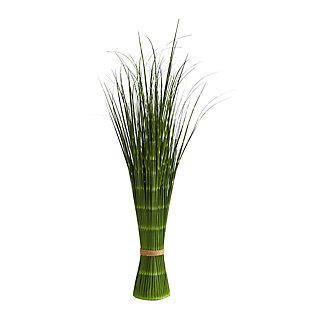 "40"" Onion Grass Artificial Plant, , large"