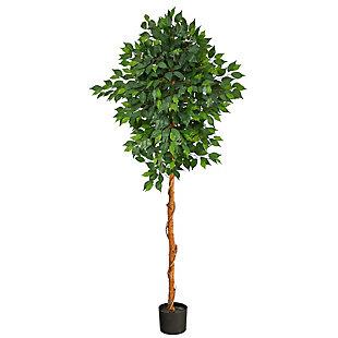 6' Ficus Artificial Tree, , large