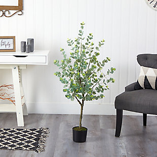 4' Eucalyptus Artificial Tree, , rollover
