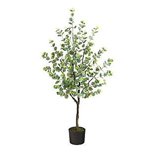 4' Eucalyptus Artificial Tree, , large