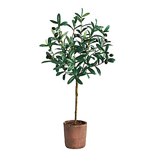 """31"""" Olive Artificial Tree, , large"""