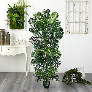 """70"""" Areca Artificial Palm Tree UV Resistant (Indoor/Outdoor), , rollover"""