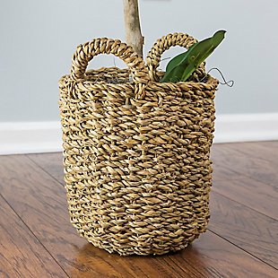 30-inch Fig in a Handle Basket, , large