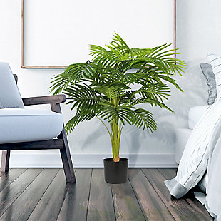 38-inch Palm Tree in Pot, , rollover