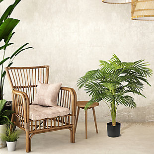 38-inch Palm Tree in Pot, , large