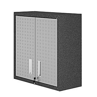 Manhattan Comfort Fortress Floating Garage Cabinet, , large