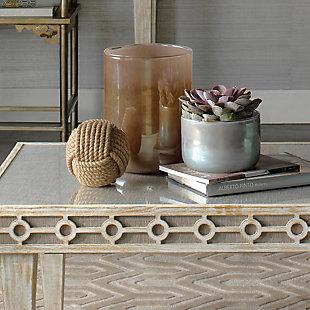 Medium Vapor Vase in Metallic Lavender, , rollover