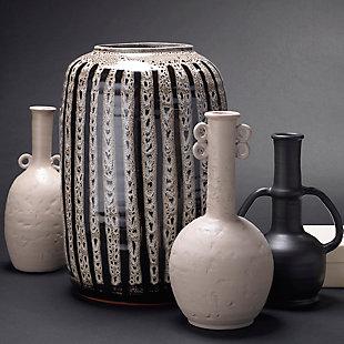 Horton Handled Vase, , rollover