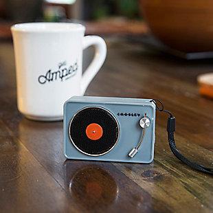 Crosley Mini Turntable Bluetooth Speaker, , rollover
