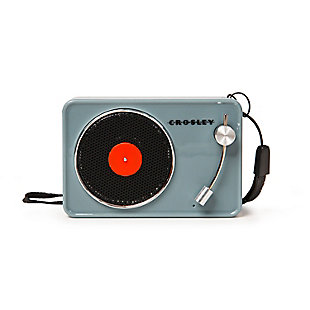 Crosley Mini Turntable Bluetooth Speaker, , large