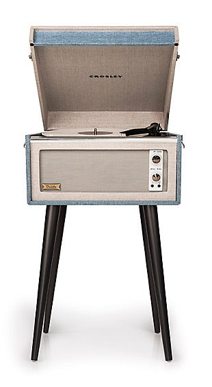 Crosley Dansette Bermuda Turntable, , large