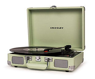 Crosley Cruiser Deluxe Turntable, Mint, large