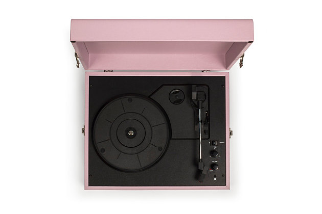 Crosley Voyager Turntable, Amethyst, large