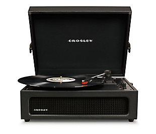Crosley Voyager Turntable, Black, large