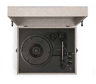 Crosley Voyager Turntable, Gray, large