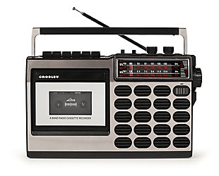 Crosley Ct100 Cassette Player, , large
