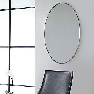 Uttermost Williamson Oval Mirror, , rollover