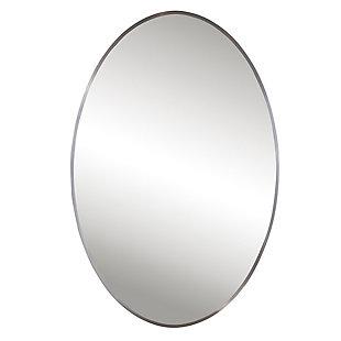 Uttermost Williamson Oval Mirror, , large