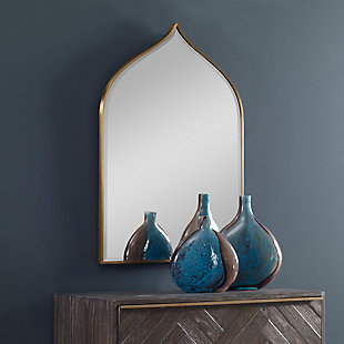 Uttermost Agadir Arch Mirror, , rollover