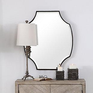 Uttermost Ulalia Scalloped Mirror, , rollover