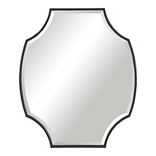 Uttermost Ulalia Scalloped Mirror, , large