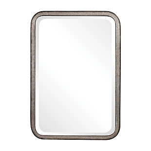 Uttermost Madox Industrial Mirror, , large