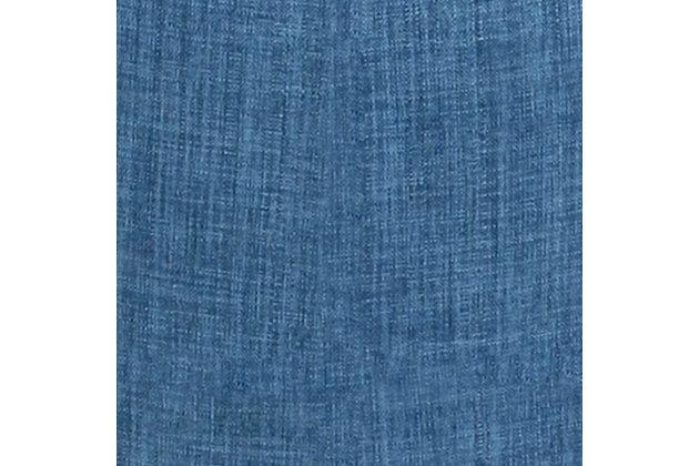 Flair Chair, Blue, large