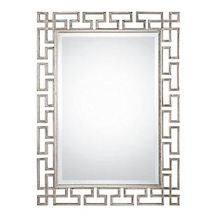 Uttermost Agata Silver Mirror, , large