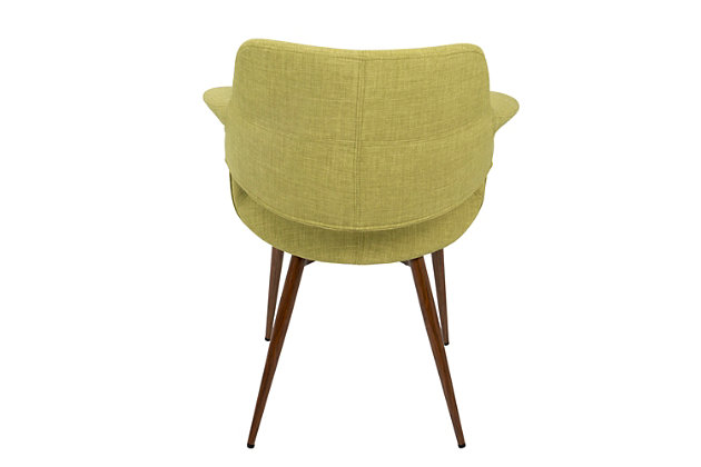 Flair Chair, Green, large