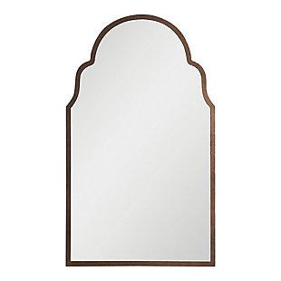 Uttermost Brayden Arch Metal Mirror, , large