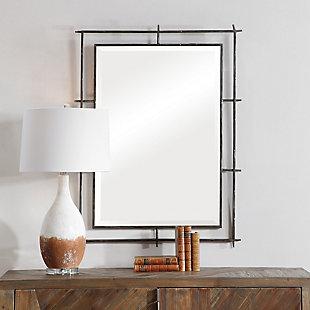 Uttermost Ironworks Industrial Mirror, , rollover