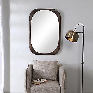 Uttermost Sheldon Mid-Century Mirror, , rollover