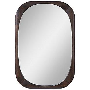 Uttermost Sheldon Mid-Century Mirror, , large