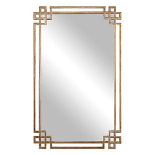 Uttermost Devoll Antique Gold Mirror, , large