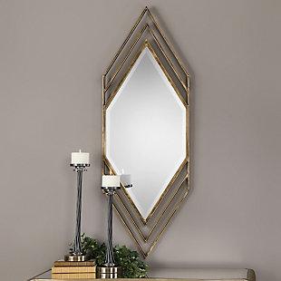 Uttermost Javon Chevron Mirror, , rollover
