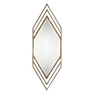 Uttermost Javon Chevron Mirror, , large
