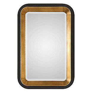 Uttermost Niva Metallic Gold Wall Mirror, , large