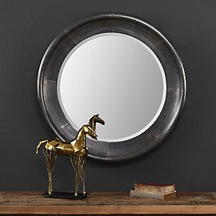 Uttermost Reglin Round Mirror, , rollover