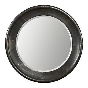 Uttermost Reglin Round Mirror, , large