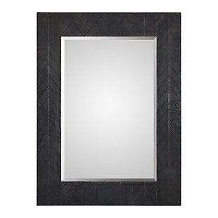 Uttermost Caprione Oxidized Dark Copper Mirror, , large